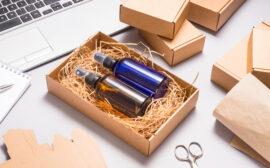 Самосборная коробка из картона – полезная упаковочная тара