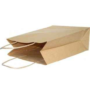 Крафт пакет #003