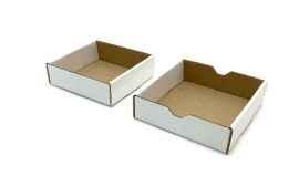 Картонная коробка #166