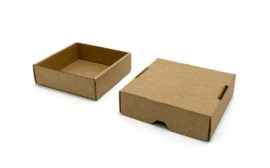 Картонная коробка #044