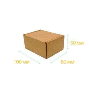 Картонная коробка #061