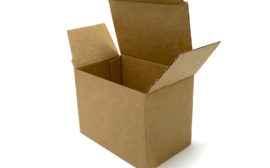 Картонная коробка #048