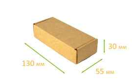 Картонная коробка #056