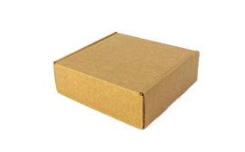Картонная коробка #063