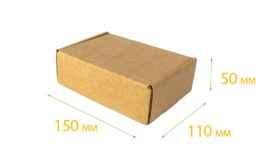 Картонная коробка #062