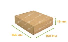 Картонная коробка #043
