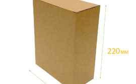 Картонная коробка #072