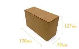 Картонная коробка #032