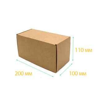Картонная коробка #064