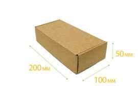 Картонная коробка #026