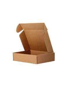Картонная коробка #011