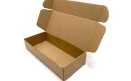Картонная коробка #017