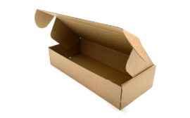 Картонная коробка #019