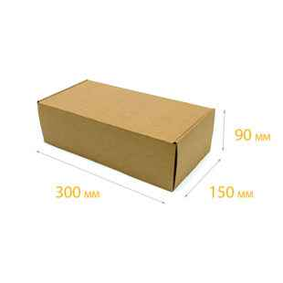 Картонная коробка #022