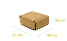 Картонная коробка #059