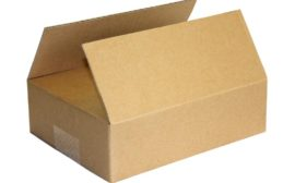 Картонная коробка №5