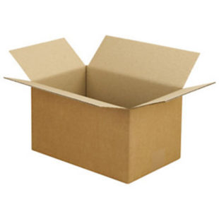 Картонная коробка №7
