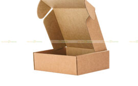 Картонная коробка #180