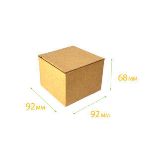 Картонная коробка #167