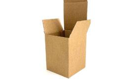 Картонная коробка #168