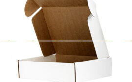 Картонная коробка #008