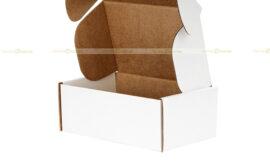 Картонная коробка #001